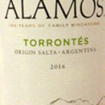 Alamos Torrontes 2016