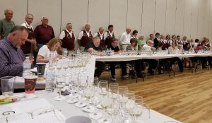 Grapevine Wine Pouring Society